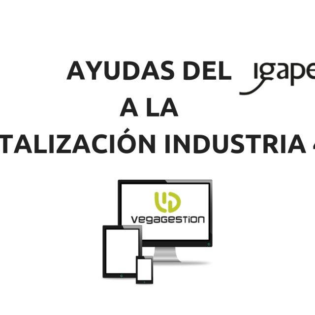 Ayudas del IGAPE para la implantación de soluciones digitales