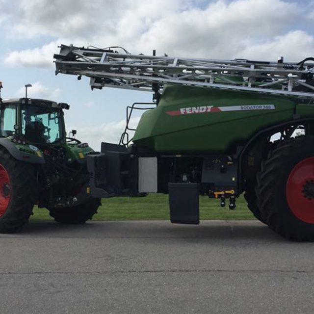 Los vehículos agrarios y forestales tienen nueva ITV