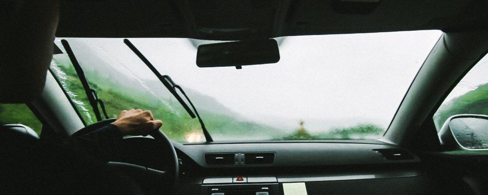 Los cristales del coche, un elemento de seguridad