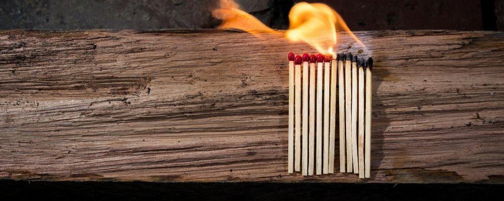 Afectados por el incendio de Verín señalan el mal estado de los montes