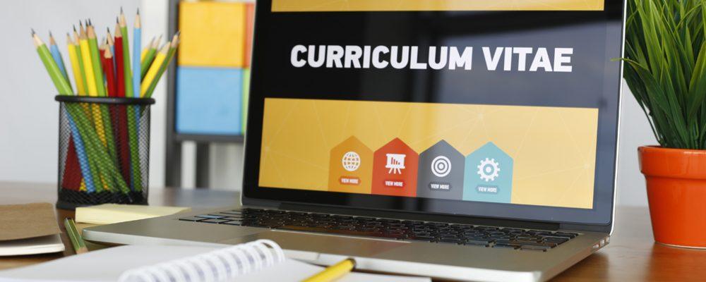 Dando forma al mejor currículum: experiencia y tipografía (I)
