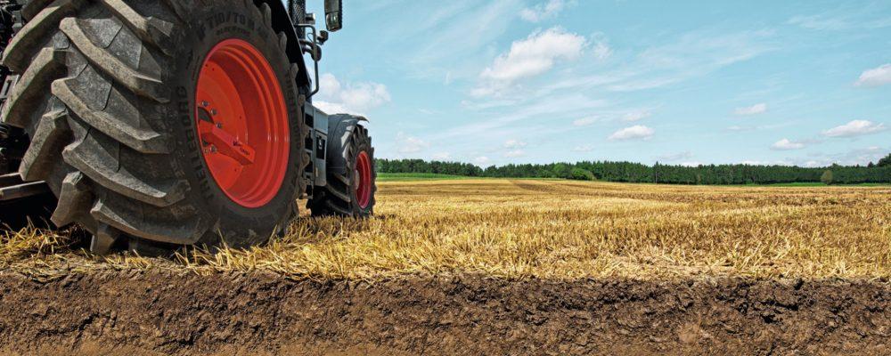 Las ventajas de los tractores Fendt para la tierra