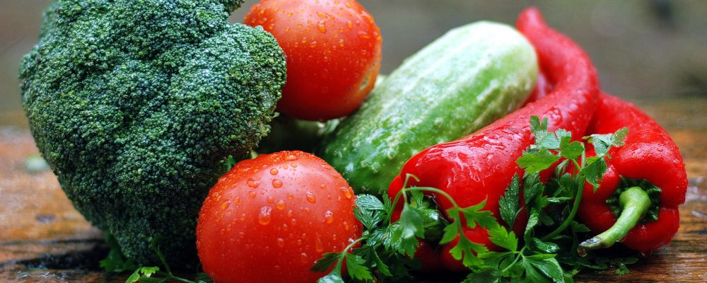¿Qué verduras tienen más vitamina C que una naranja?