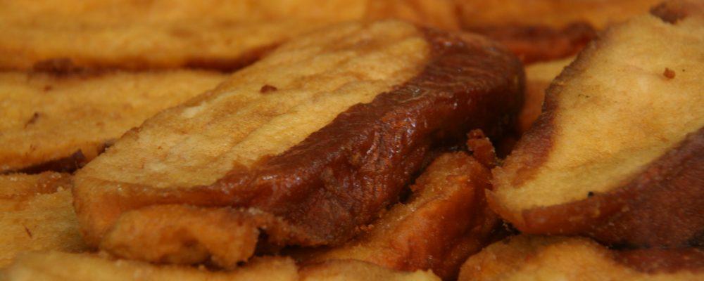 Recetas con pan para Semana Santa
