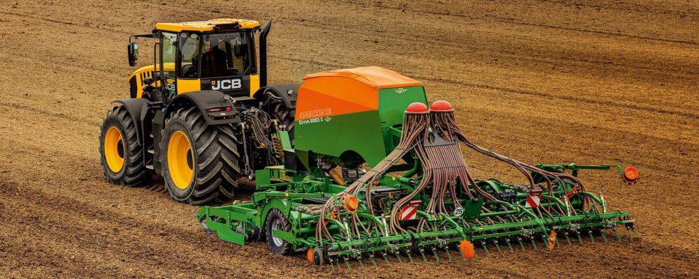 Rediseñar las máquinas agrícolas para reducir las emisiones contaminantes