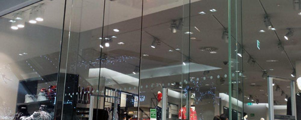 Un nuevo concepto en puertas automáticas de cristal: serie Urban de Collbaix