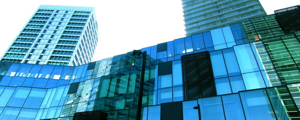 La arquitectura de cristal