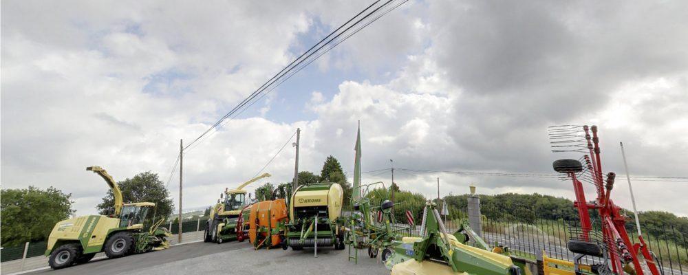 ¿Sabes que maquinaria agrícola hay que inscribir obligatoriamente en el ROMA?