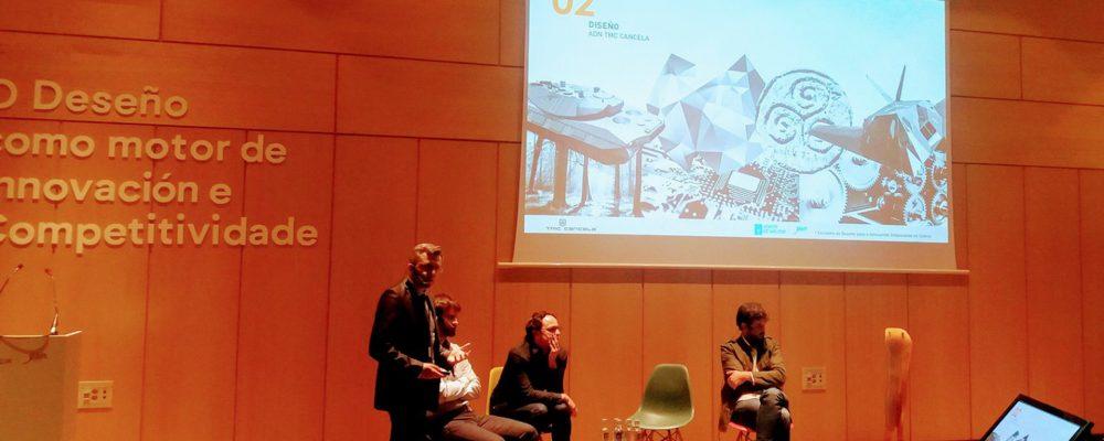 1º Encontro de Deseño para a Innovación Empresarial en Galicia
