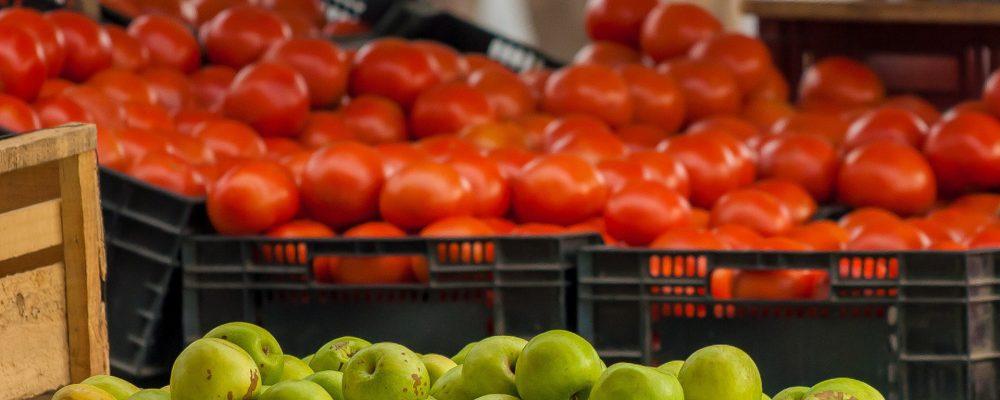 España es el segundo país que más fruta y verdura consume