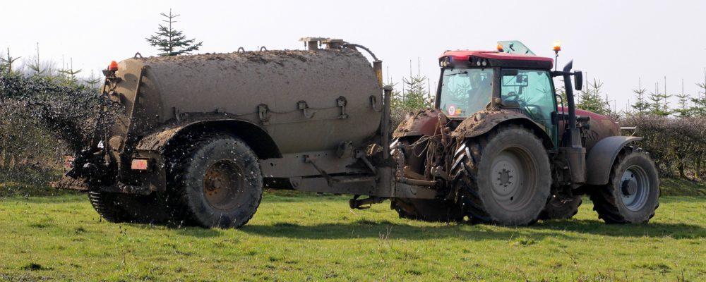 La prórroga de los purines es indefinida según Medio Rural
