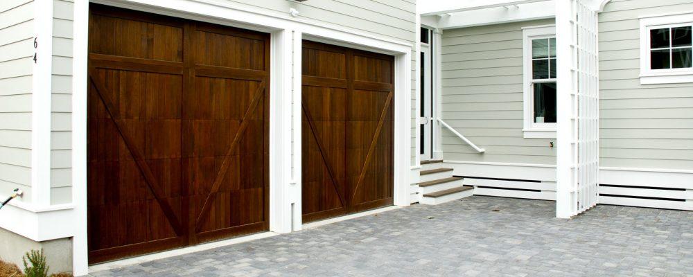 Las medidas a tomar antes de elegir una puerta de garaje