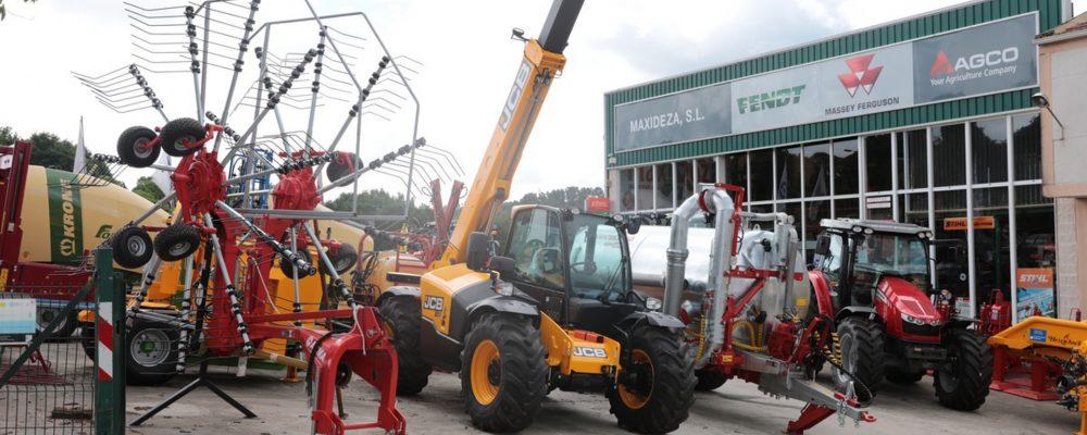 Cinco millones de euros para la renovación de maquinaria agrícola