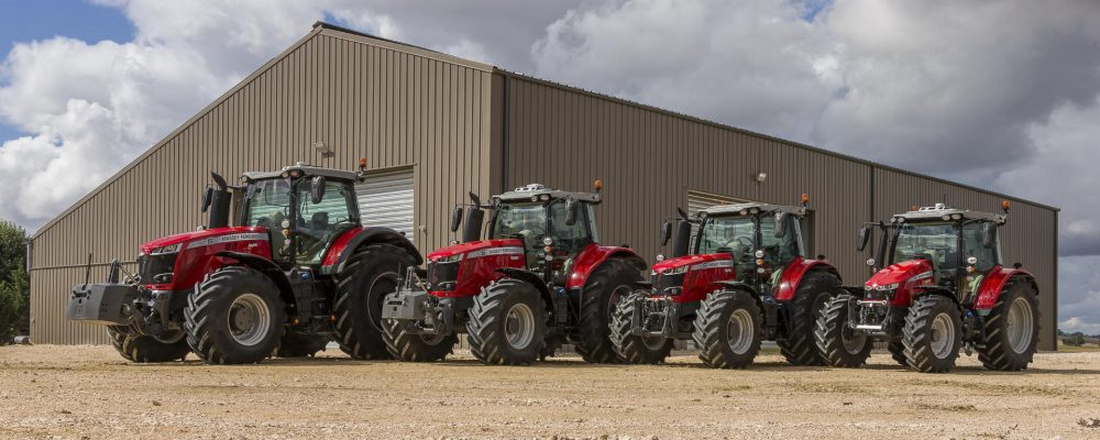 Tractores de Massey Ferguson: rendimiento y comodidad