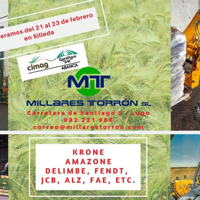III Feria Profesional de Maquinaria, Agricultura y Ganadería del 21 al 23 de febrero