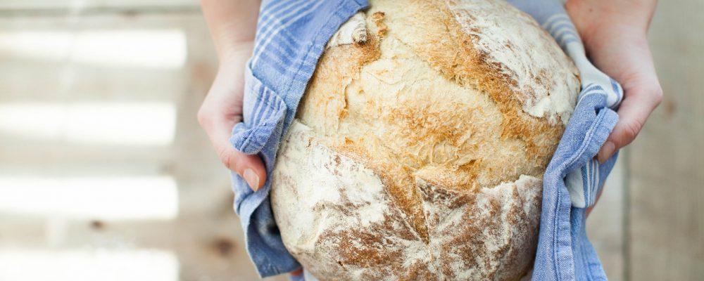 ¿Por qué consumir pan con masa madre?