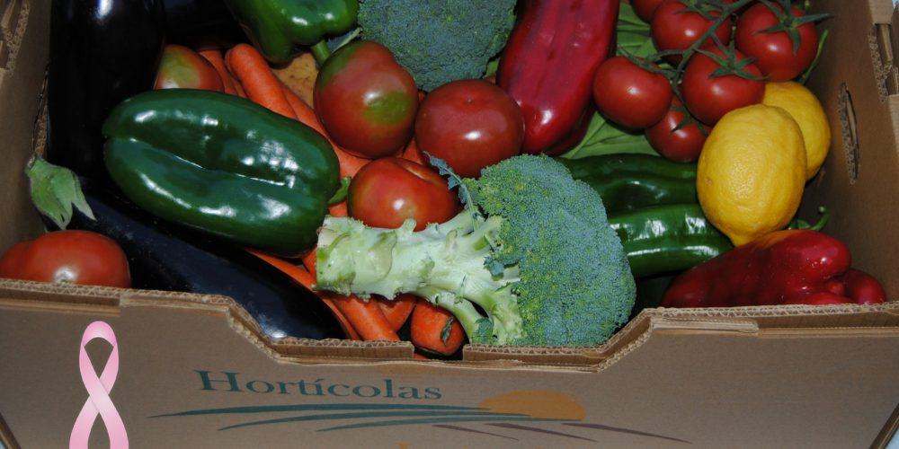 Más frutas y verduras para reducir el riesgo de cáncer de mama
