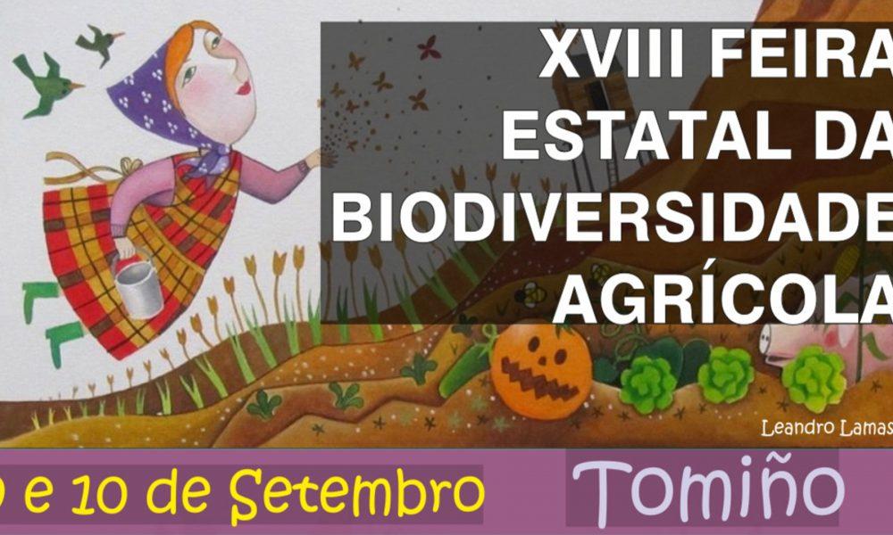feria estatal de la biodiversidad agrícola este fin de semana en tomiño