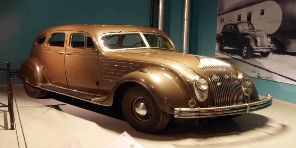 Oldsmobile, la primera marca  que incluyó parabrisas de serie en todos sus coches