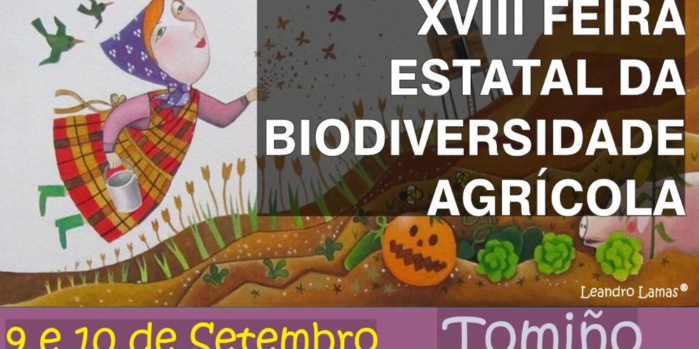 XVIII Feria Estatal de la Biodiversidad Agrícola, este fin de semana en Tomiño