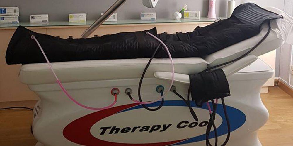 La crioterapia como tratamiento estético