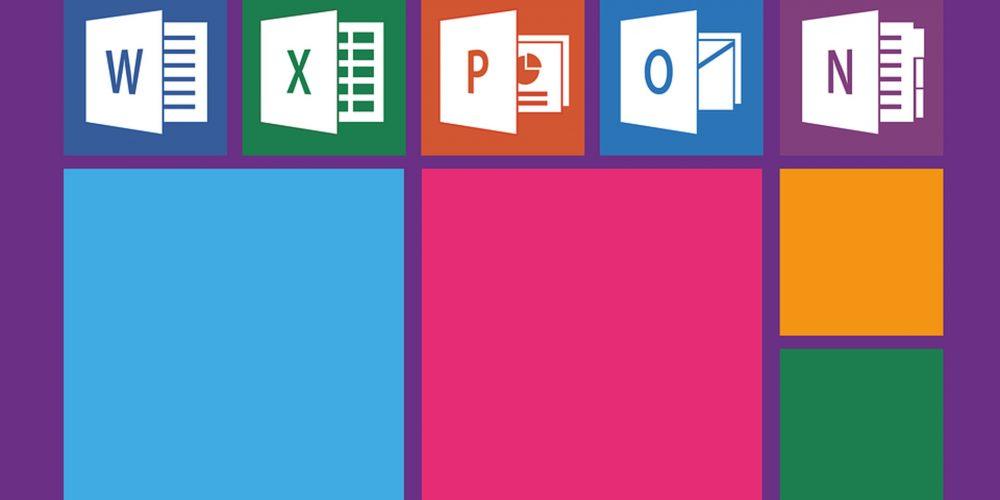 Los tres grandes tipos de software