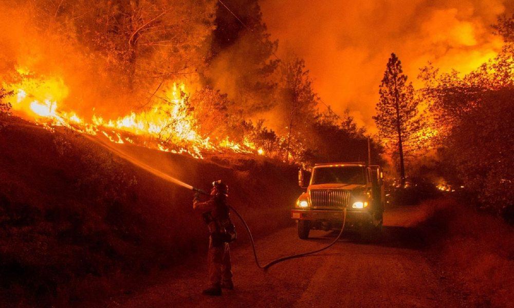 que hacer si los incendios rodean nuestro vehículo