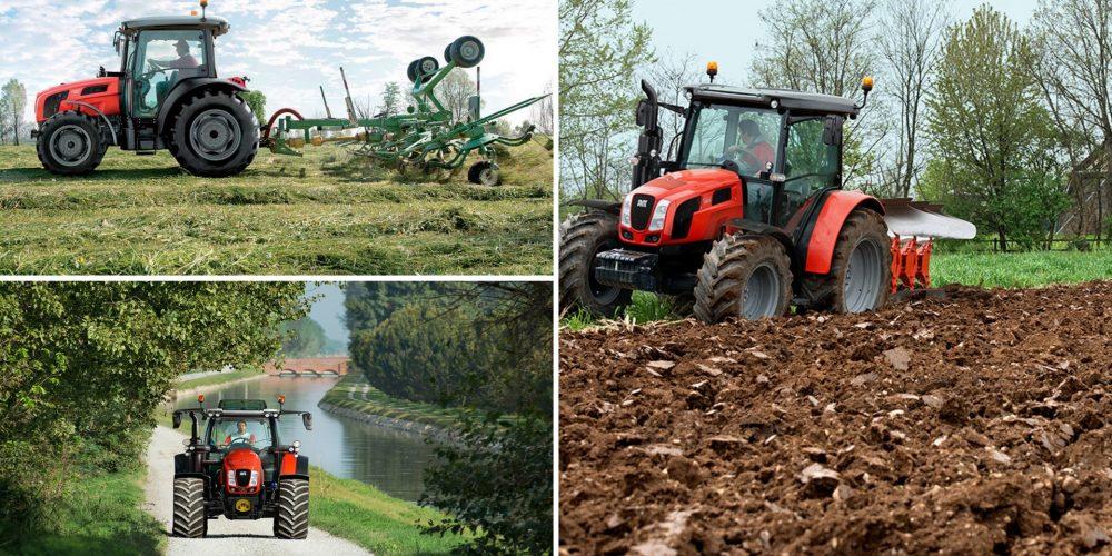 Mantenimiento de los Tractores Agrícolas
