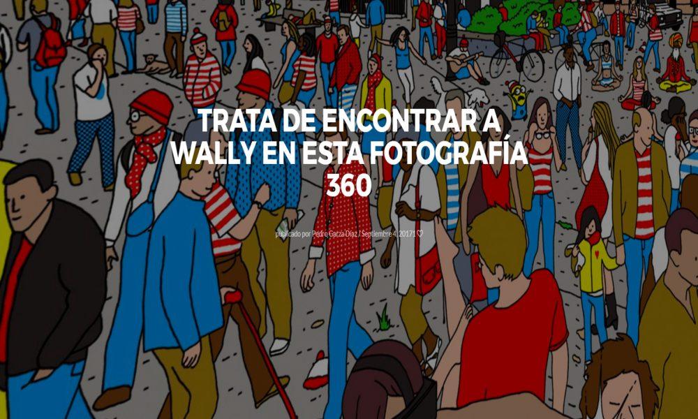 Buscar a Wally 360