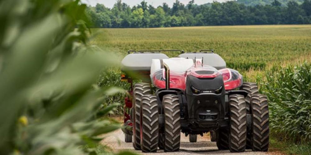 ¿Cuándo veremos tractores autónomos?