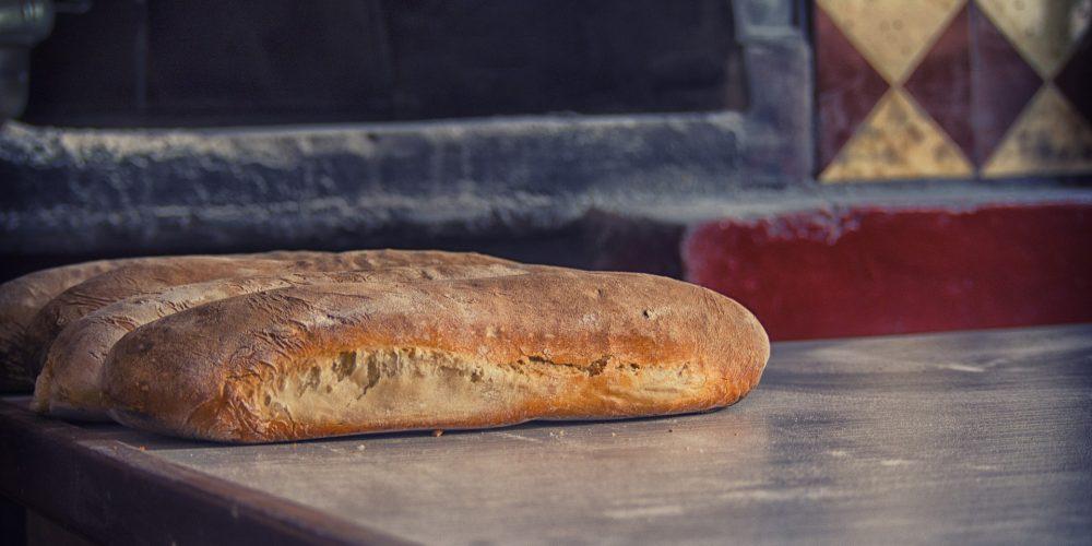 Los principales tipos de pan