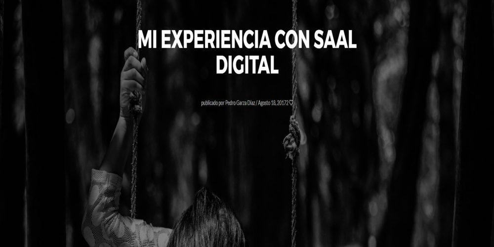 Mi experiencia con Saal Digital