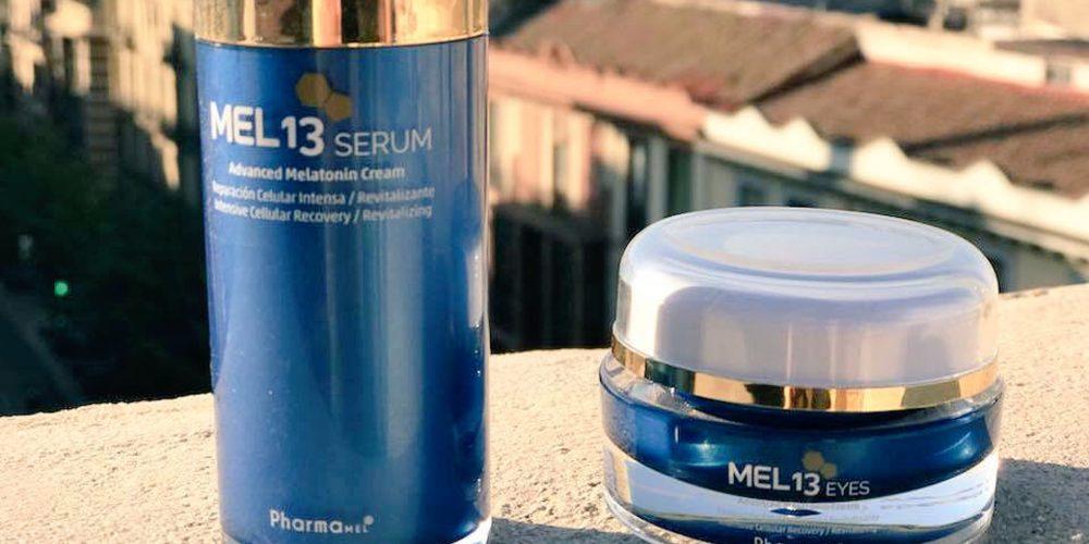 Nuevos productos de la crema de melatonina MEL13