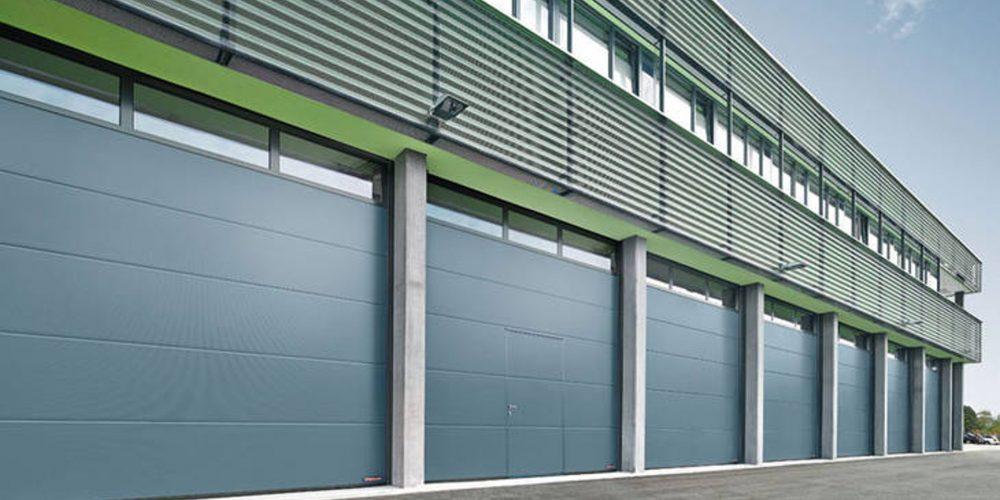 ¿Por qué instalar puertas seccionales industriales de Hörmann?