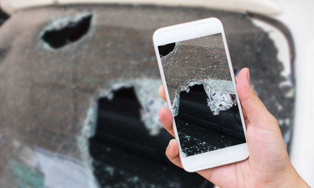 como prevenir danos en el vehículo analizando los actos vandálicos de lugo