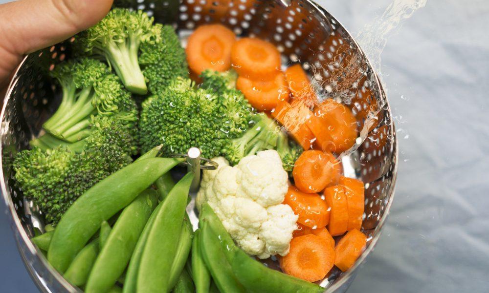 las mejores pautas para cocinar verduras