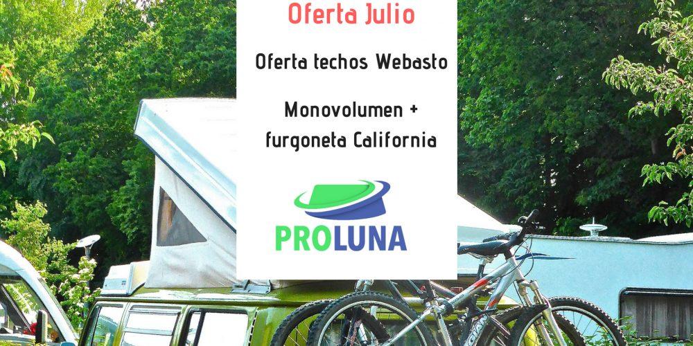 Oferta Julio Proluna