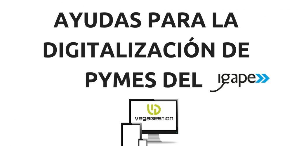 Oportunidad para digitalizar tu negocio a través del Igape