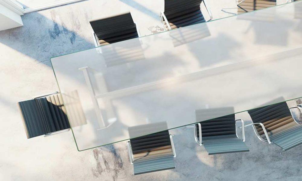 remedio casero para proteger tus mesas de cristal con laminas