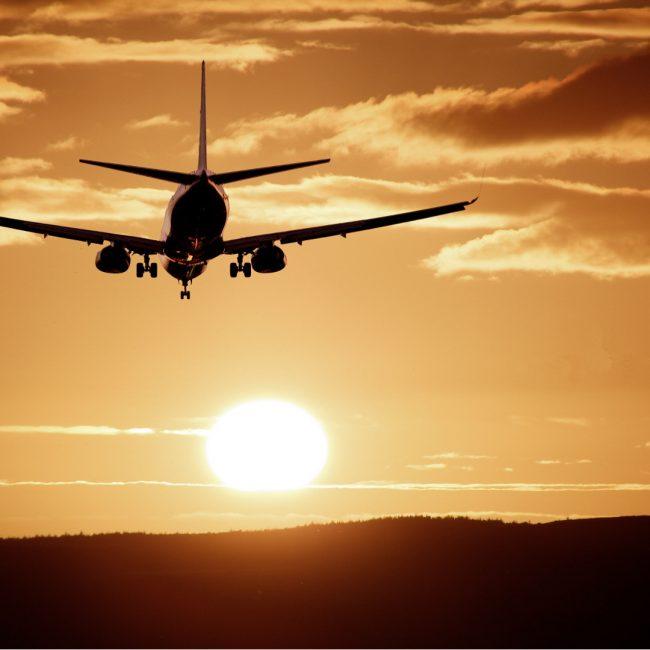 El vuelo 502 que viajó en el tiempo