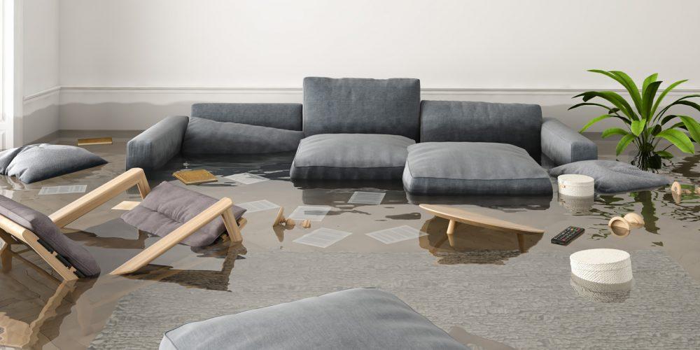 ¿Cubre el seguro del hogar las pérdidas por lluvias torrenciales?
