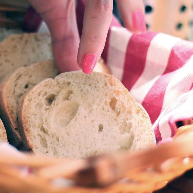 ¿Sabes conservar bien el pan?